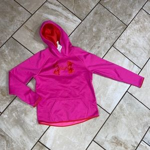 Under Armour Fleece Lined Hoodie Youth XL